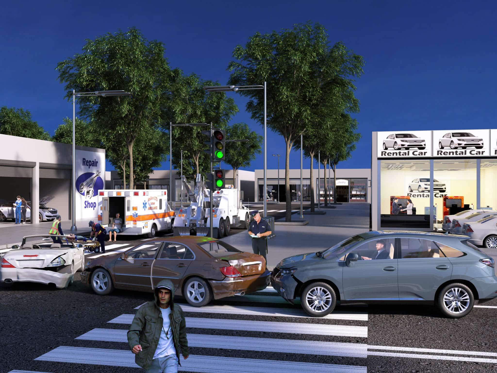 Auto Insurance - Loomis, CA - Hebard Insurance & Tax Solutions